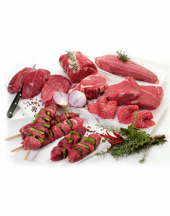 Pacco di carne Chianina
