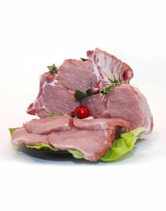 Pacco di carne Suino Brado